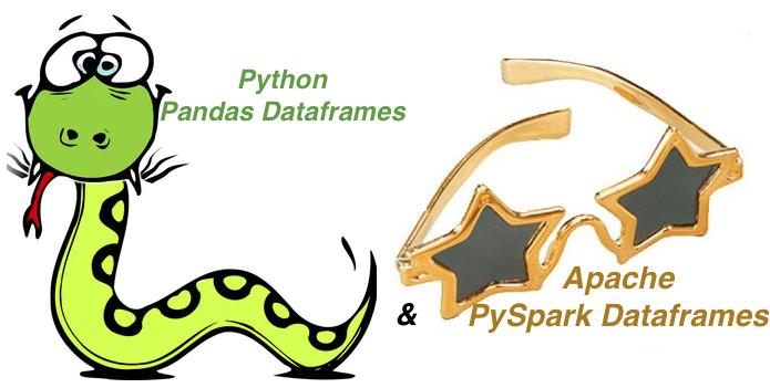 Py Pandas & Apache Dataframes